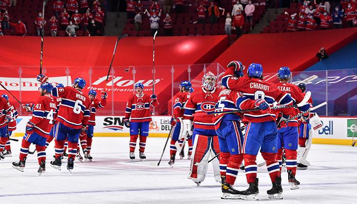 Монреаль и Торонто сыграют седьмой матч, Бостон взял верх над Айлендерс в первом матче серии