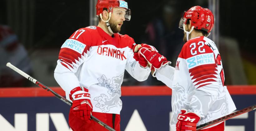 Никлас Йенсен: «Могу предположить, что белорусы постараются прикрыть меня при игре в большинстве»