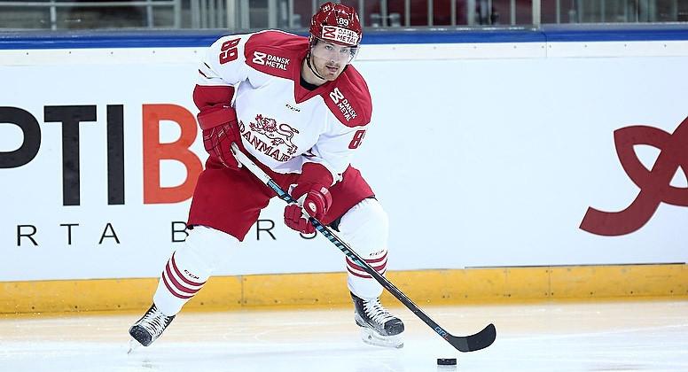Миккель Бедкер не сыграет против сборной Беларуси
