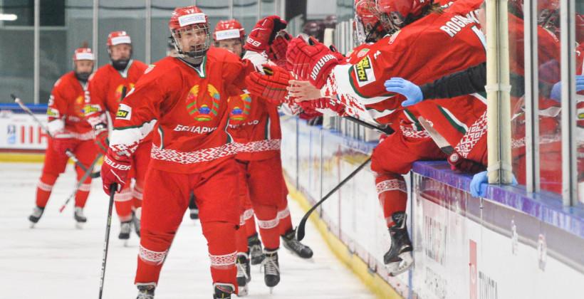 Стабильность — признак мастерства?! Сборная Беларуси U18 по хоккею третий раз подряд вышла в четвертьфинал