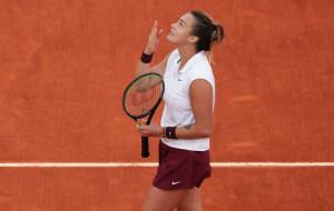 Великолепная победа Арины Соболенко над Эшли Барти в финале турнира в Мадриде (видео)