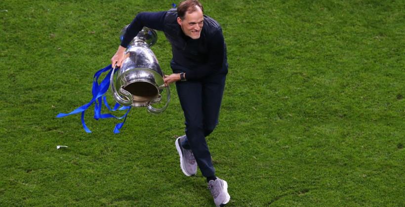 Томас Тухель и особенный клуб победителей Лиги чемпионов