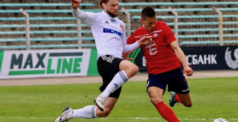 Кленье и Ойа — в запасе Торпедо-БелАЗ на матч против Минска