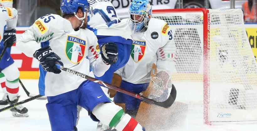 15 хоккеистов сборной Италии сдали положительные тесты на коронавирус