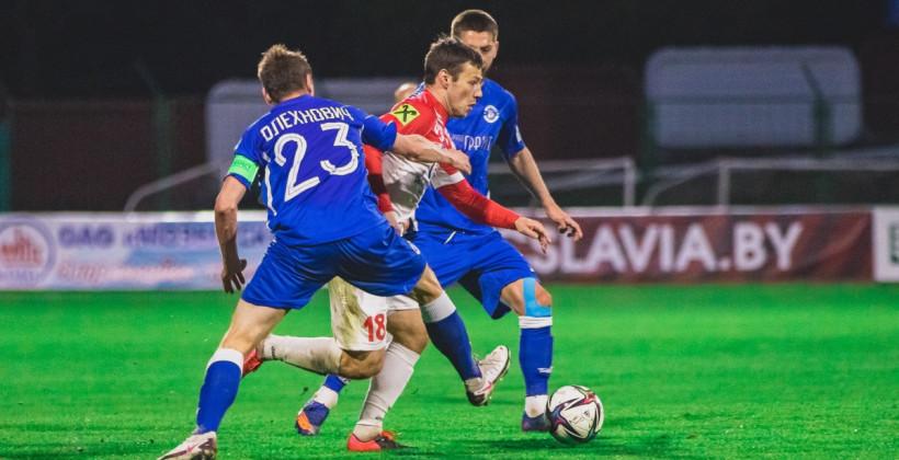 Славия на выезде крупно обыграла брестское Динамо