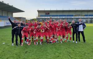 Юношеская сборная Беларуси U-15 одержала вторую победу на турнире в Хорватии