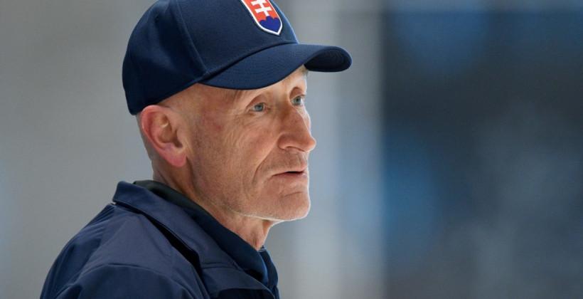Тренер сборной Словакии: «Было непросто. Встретились две крепкие команды, и одна из них была хороша сегодня»