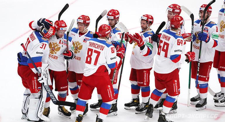 Сборная России не без труда обыграла Данию на чемпионате мира-2021