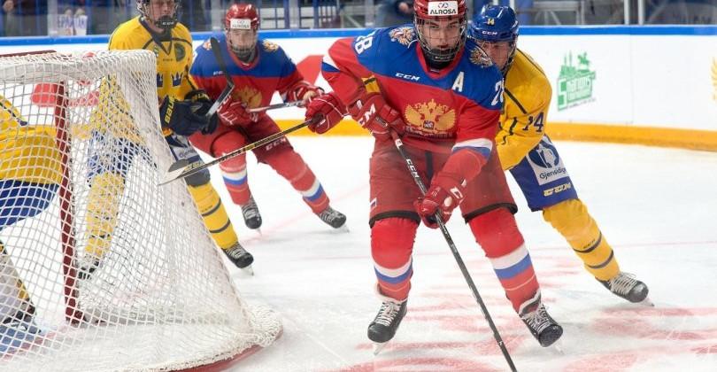 Нападающий сборной России U18: «Белорусы оказали серьезное сопротивление, с ними было тяжело»
