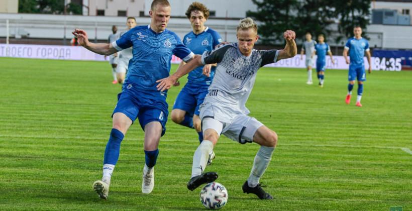 Бацула, Селява и Мбенг – в стартовом составе минского Динамо в матче против Руха