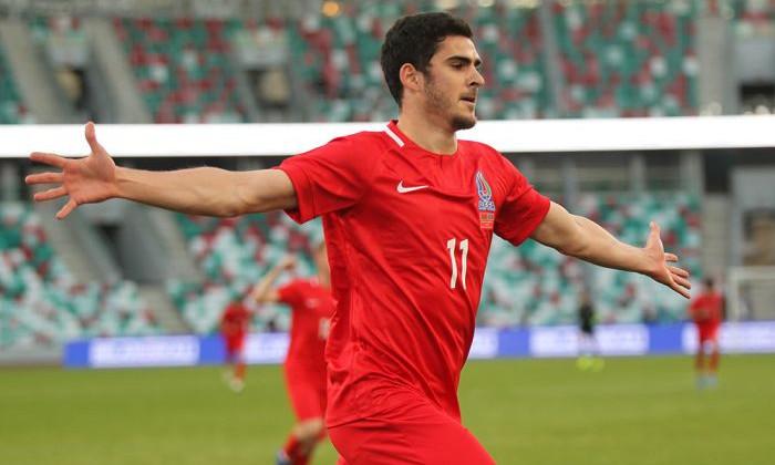 Нападающий сборной Азербайджана: «Победа стала вполне закономерна. Мы больше атаковали, держали мяч»