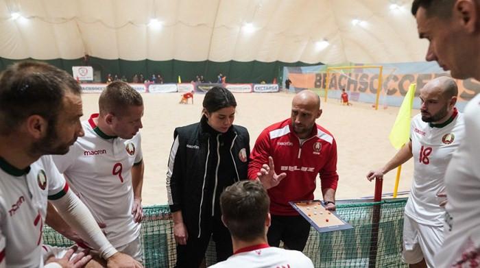 Сборная Беларуси сыграет против Испании и Португалии на квалификации ЧМ