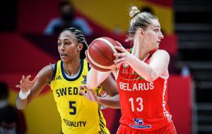 Женская сборная Беларуси по баскетболу вышла в четвертьфинал чемпионата Европы