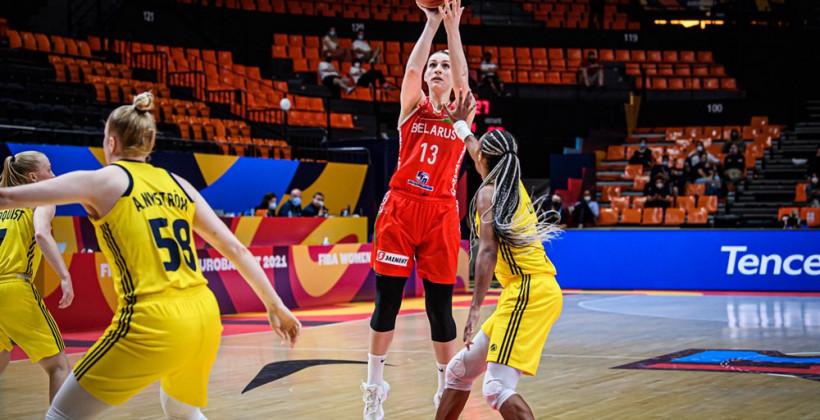 Сборная Беларуси сыграет со Швецией в четвертьфинале чемпионата Европы