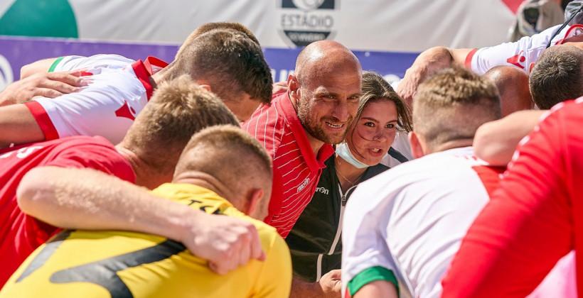 Сборная Беларуси обыграла Испанию в квалификации к ЧМ-2021