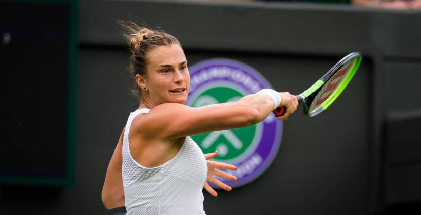 Соболенко в трех сетах уступила Плишковой в полуфинале Уимблдона
