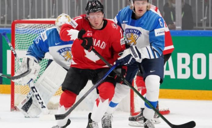 ЧМ-2021: Финляндия обыграла по буллитам Канаду, Швейцария разгромила Великобританию