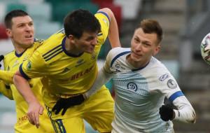 БАТЭ на выезде обыграл минское Динамо благодаря голам Скавыша и Милича
