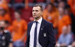 Андрей Шевченко покинул пост тренера сборной Украины