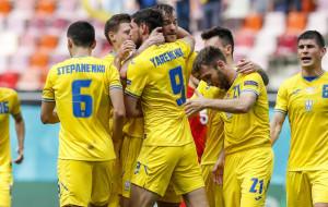 ЕВРО-2020: «Па-суседску». Две трети групповой дистанции сборных Украины и России в цифрах и сравнениях
