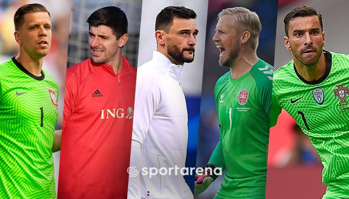 ЕВРО 2020: Рыцари европейских ворот. Топ-5 претендентов на «Золотую перчатку» турнира