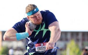 Райан Краузер установил новый рекорд в толкании ядра