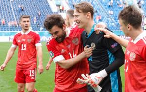 Сафонов, Кудряшов и Миранчук – в стартовом составе сборной России на матч против Дании
