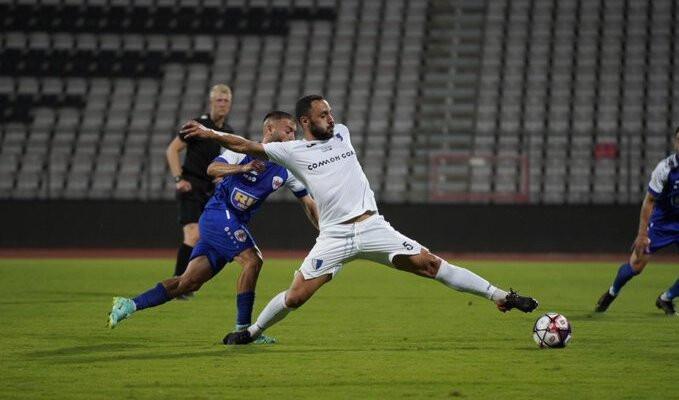 Приштина уверенно разобралась с андоррским Интером в финале предварительного раунда Лиги чемпионов