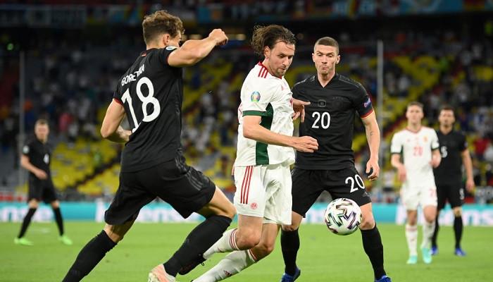 Германия дважды отыгралась у Венгрии, сыграв вничью 2:2