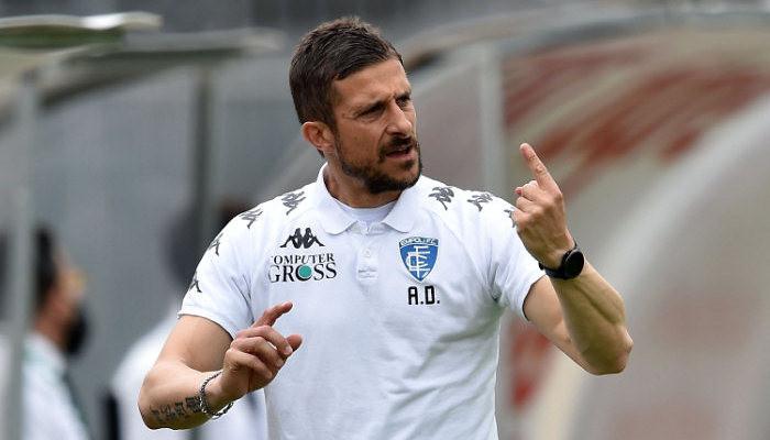 Алессио Дионизи стал главным тренером Сассуоло