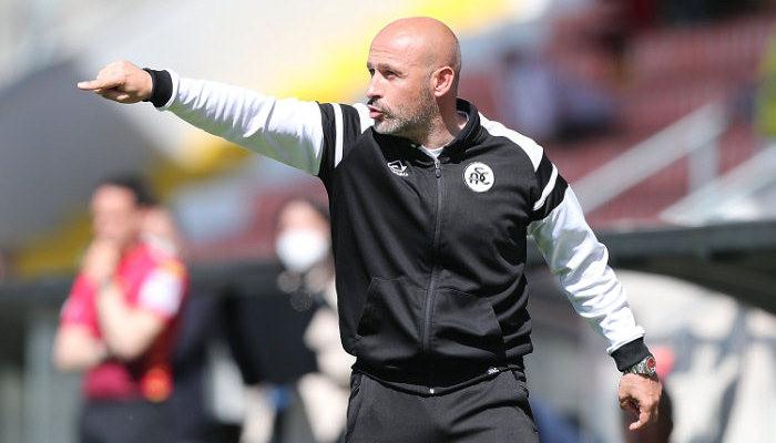 Главный тренер Специи Итальяно продлил контракт с клубом
