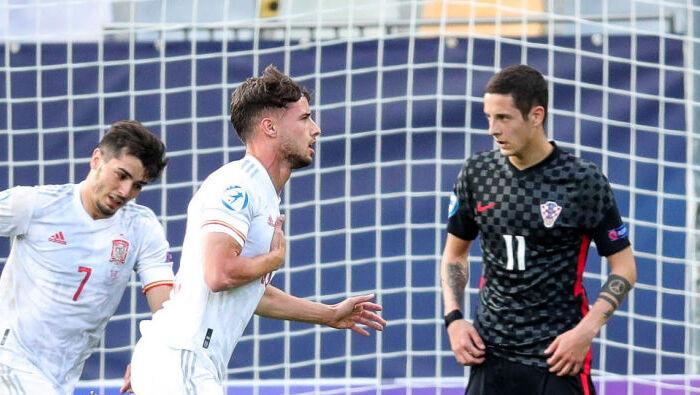 Стали известны полуфиналисты юношеского чемпионата Европы U21
