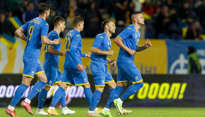 Украина оказалась сильнее Северной Ирландии в товарищеском матче