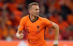 Люк Де Йонг не поможет сборной Нидерландов в предстоящих матчах Евро-2020