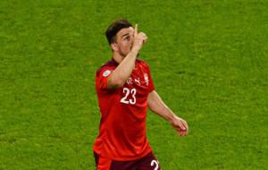 Шакири забил семь голов за Швейцарию на крупных турнирах