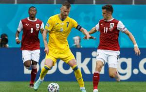 Украина минимально уступила Австрии и заняла третье место в группе