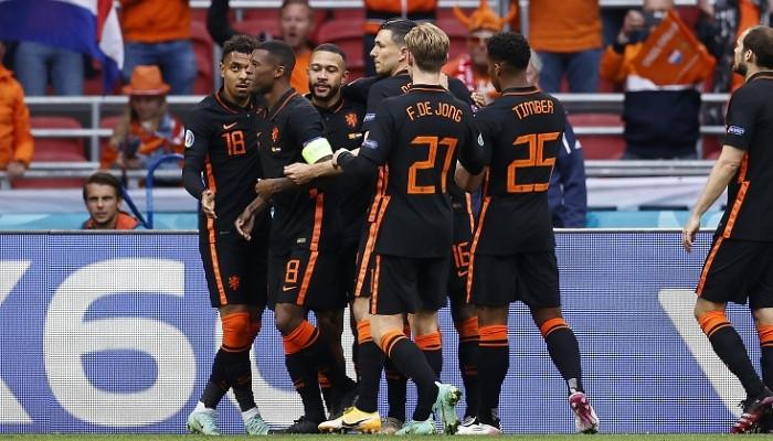 Нидерланды крупно обыграли Северную Македонию