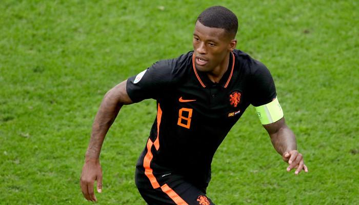 Вейналдум — лучший игрок матча Северная Македония — Нидерланды