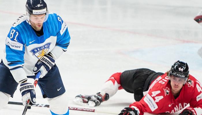 Стали известны все участники 1/4 финала чемпионата мира по хоккею
