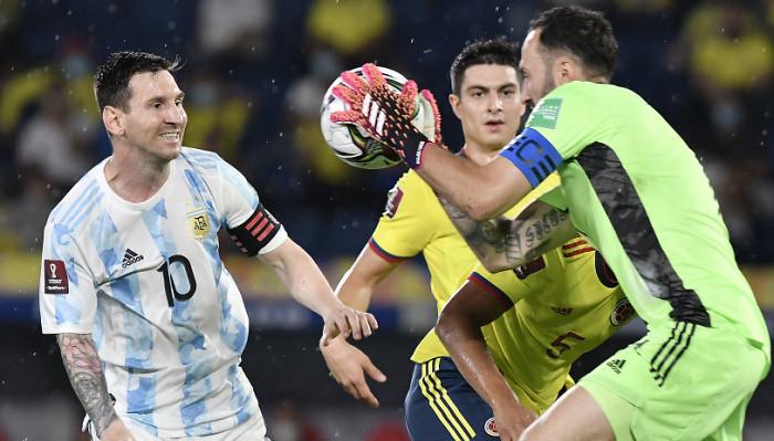 Победа Бразилии, ничья Аргентины и ещё 3 матча отбора на ЧМ-2022 в Южной Америке
