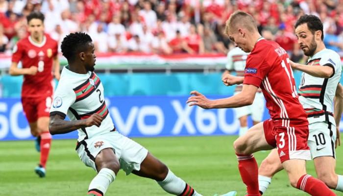 Португалия разгромно обыграла Венгрию в Будапеште