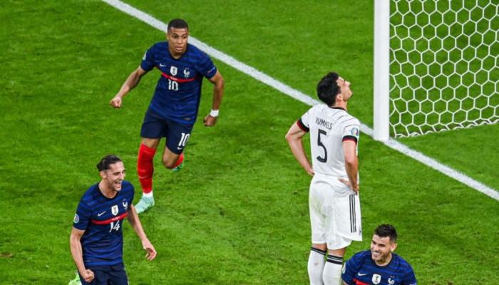 Сборная Франции минимально обыграла Германию в Мюнхене