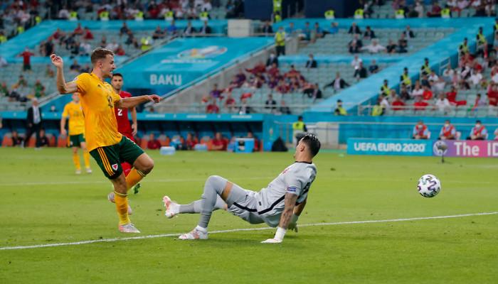 Евро-2020. Сборная Уэльса обыграла команду Турции