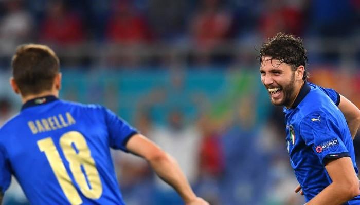 Евро-2020. Сборная Италии крупно обыграла Швейцарию