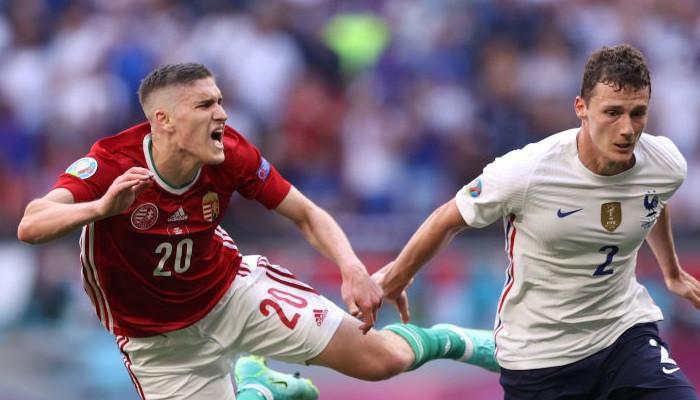 Венгрия неожиданно сыграла вничью со сборной Франции