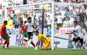 Германия в сверхрезультативном матче обыграла Португалию