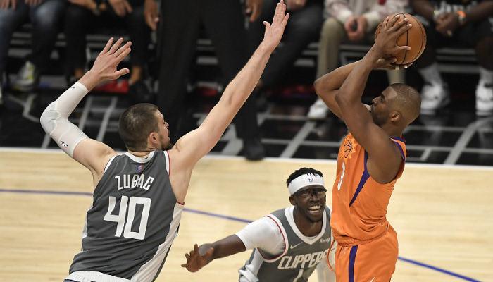 Лос-Анджелес Клипперс сократил отставание от Финикса