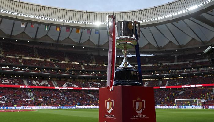 Правило гостевого гола упразднили в рамках розыгрыша Кубка Испании