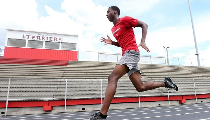 Эррийон Найтон побил рекорд Усейна Болта в забеге на 200 метров среди атлетов, младше 18 лет