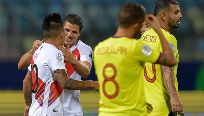 Венесуэла вырвала ничью в матче с Эквадором, автогол Мины помог Перу обыграть Колумбию